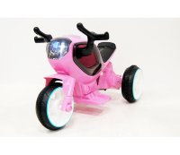 Электромобиль RiverToys MOTO HC-1388-PINK