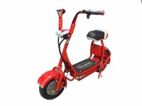Электросамокат MyToy City CoCo Junior 500 W Красный