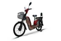 Электроскутер мопед Ekobike Double mini 350W 60В/12Ач TLG