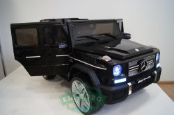 Электромобиль RiverToys Mercedes-Benz-G65-AMG-BLACK