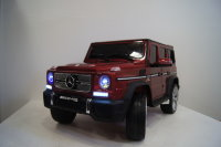 Электромобиль RiverToys Mercedes-Benz-G65-AMG-CHERRY-GLANEC
