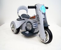 Электромобиль RiverToys MOTO X222XX-GREY