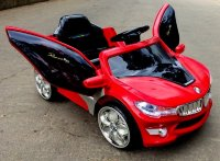 Электромобиль RiverToys BMW O002OO-VIP-RED