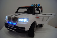 Электромобиль RiverToys BMW T005TT-4*4-white