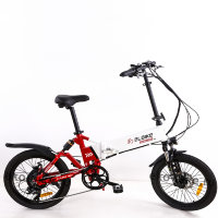 Электровелосипед Elbike Gangstar Vip 500W White/Red