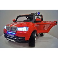 Электромобиль RiverToys BMW T005TT-4*4-red