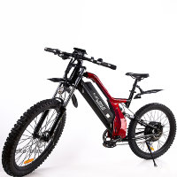 Электровелосипед Elbike Turbo R-75 1500W