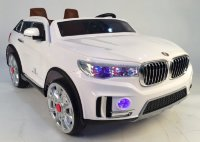 Электромобиль RiverToys BMW M333MM-WHITE