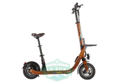 Электросамокат Eltreco Iconic Wood GL 500w