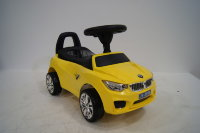Электромобиль RiverToys Толокар MERCEDES JY-Z01C-YELLOW