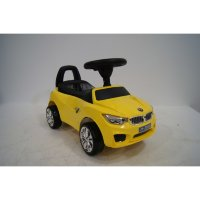 Электромобиль RiverToys Толокар BMW JY-Z01B-YELLOW