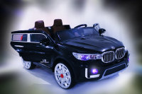Электромобиль RiverToys BMW M333MM-BLACK